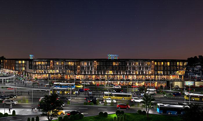 Torkam E5 Açık Çarşı'dan 140 milyon liralık satış geliri