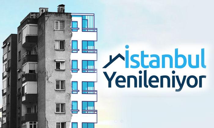 'İstanbul Yenileniyor'a bin 600 başvuru yapıldı