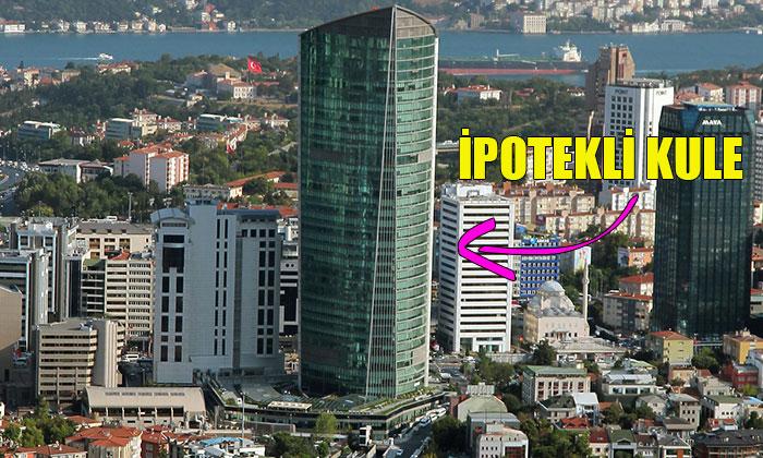 Torun Tower'a 2 milyar TL'lik ipotek!