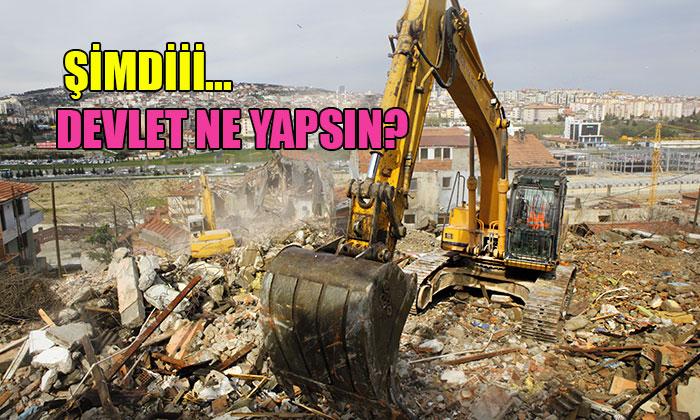 İstanbul, kentsel dönüşümün stratejisini çizmekte gecikiyor