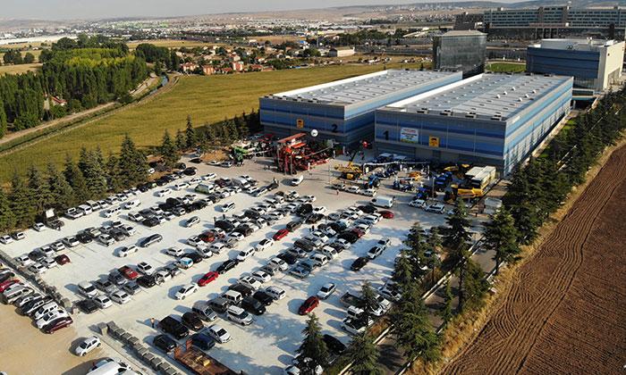 Tüyap 2. Eskişehir Yapı Fuarı 25 Kasım'da başlıyor