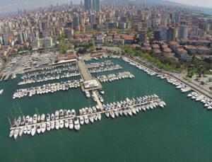 Kadıköylüler Kalamış Yat Limanı'nın özelleştirilmesine karşı