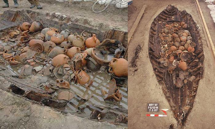 Marmaray kazılarından çıkan eserler müze bekliyor