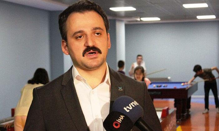 TÜGVA başkanı bina belgelerini itiraf etti